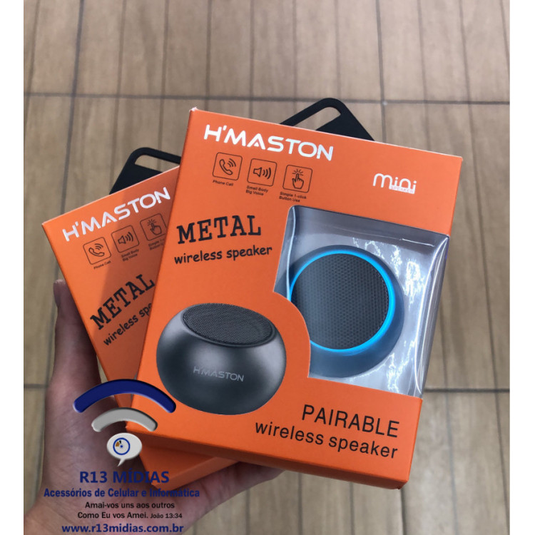 Mini Speaker H-Maston