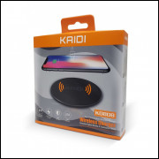 Carregador Wireless KAIDI 808
