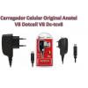 Carregador de Celular Smartphone Micro Usb(V8) Dotcell DC-TCV8  V8 Bivoll Automatico