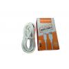 [Kit c/ 10Un] Cabos de Dados H-Maston H108-1 Micro USB (V8)