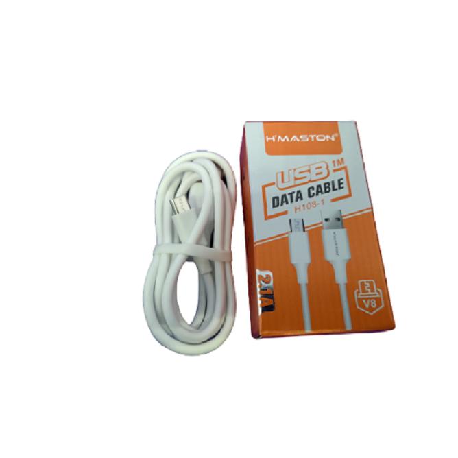 Cabo de Dados H-Maston H108-1 Micro USB (V8)