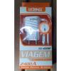 [Kit c/ 10 Un]Novo Carregadores Rápido Universal p/ iPhone Lelong LE-228P 2.4A Micro USB(V8)