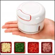 [MINI]Processador de Alimentos Manual