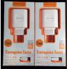 [Kit c/10 Un]EXCELENTES CARREGADORES TURBO H-Maston Y-27-1 Micro USB V8 3.1A  C/ 2 Entradas