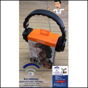 Headphone Bluetooth Kaidi  KD807